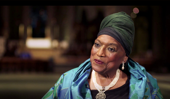 Jessye Norman over Gustav Mahler